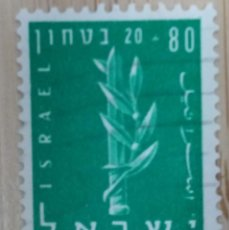 Sellos: ISRAEL. Lote 270147783