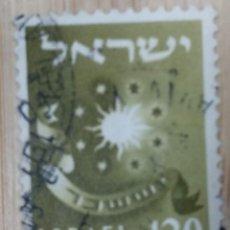 Sellos: ISRAEL. Lote 270150343