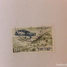 Francobolli: ISRAEL SELLO USADO. Lote 286143198