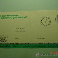Sellos: 557 ITALIA ITALY PALERMO SPORTFILMFESTIVAL - MAS DE ESTE TEMA EN MI TIENDA COSAS&CURIOSAS. Lote 5382007