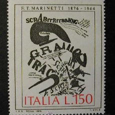 Sellos: ITALIA 1976 PINTURAS 3 SELLOS. Lote 8024634