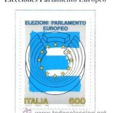 Sellos: ITALIA 1994 ELECCIONES AL PARLAMENTO EUROPEO YVERT 2070. Lote 10735980