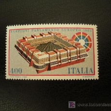 Sellos: ITALIA 1984 IVERT 1610 *** ELECCIONES AL PARLAMENTO EUROPEO. Lote 14710254