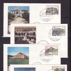 Sellos: ITALIA 1630/3 PRIMER DIA, PATRIMONIO CIUDADES DE ITALIA, . Lote 20004251