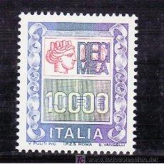 Sellos: ITALIA 1581 SIN CHARNELA, . Lote 18123056