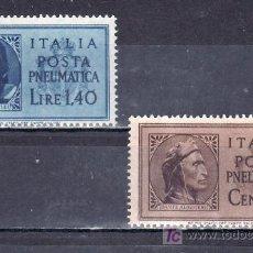 Sellos: ITALIA NEUMATICOS 16/7 SIN CHARNELA,. Lote 177607927