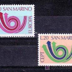 Sellos: SAN MARINO 833/4 SIN CHARNELA, TEMA EUROPA, . Lote 18788042