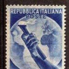Sellos: ITALIA. YVERT 629**. Lote 20830794