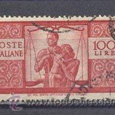 Sellos: ITALIA 1945-48- YVES TELLIER 503 - USADO. Lote 22249809