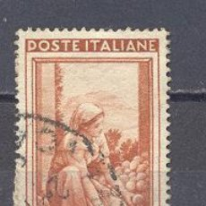 Sellos: ITALIA- 1950- YVERT TELLIER 581. Lote 22464261