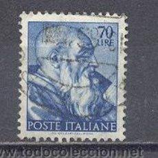 Sellos: ITALIA- 1961- YVERT TELLIER 836. Lote 22464868