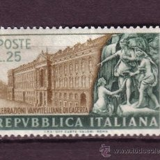 Sellos: ITALIA 621*** - AÑO 1952 - BICENTENARIO DEL PALACIO REAL DE CASERTA. Lote 28962892