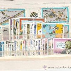Sellos: ITALIA 1553/98 SIN CHARNELA, AÑO 1983 VALOR CAT 97.25 EUROS +. Lote 32642800