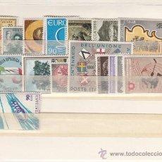 Sellos: ITALIA 938/59 SIN CHARNELA, AÑO 1966 VALOR CAT 6.90 EUROS +. Lote 32642879