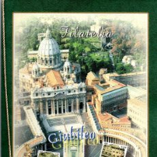 Sellos: ITALIA.- CARPETA JUBILEO DEL 2000, EN NUEVA (ITAL-2000). Lote 32878827