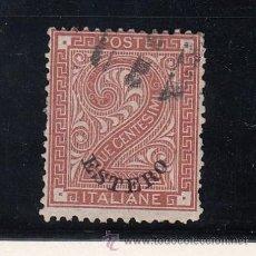 Sellos: LEVANTE ITALIANO 2 USADA. Lote 41434829