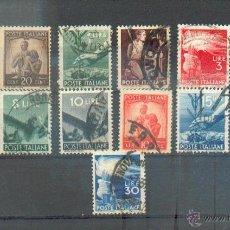 Sellos: SELLOS DE LA REPÚBLICA .-- 1945. Lote 42799351