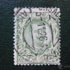 Sellos: ITALIA 1925, VICTOR EMMANUEL III, YVERT 180A. Lote 46234463