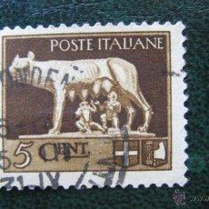 Sellos: ITALIA 1929, YVERT 224. Lote 46365033