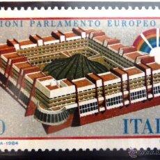 Sellos: SELLOS ITALIA 1984. NUEVO. PARLAMENTO EUROPEO.. Lote 48430825