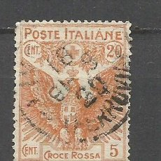 Sellos: ITALIA YVERT NUM. 100 USADO. Lote 48921905