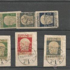 Sellos: 1920 - FIUME - ITALIA. Lote 50218121