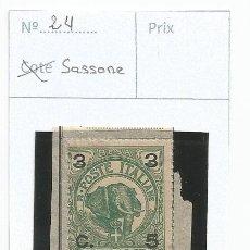 Sellos: 1922 - SOMALIA - ITALIA. Lote 50218147