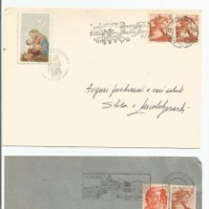 Sellos: 1962 - TARJETAS POSTALES - ITALIA. Lote 50661559