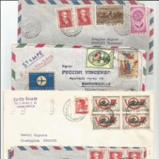 Sellos: HISTORIA POSTAL - ITALIA. Lote 50661649