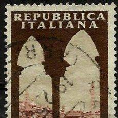 Sellos: ITALIA 1953- YV 0664. Lote 50749689