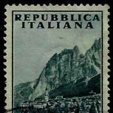 Sellos: ITALIA 1953- YV 0667. Lote 50749705
