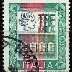 Sellos: ITALIA 1979- YV 1369. Lote 50796642
