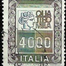 Sellos: ITALIA 1979- YV 1370. Lote 50796649