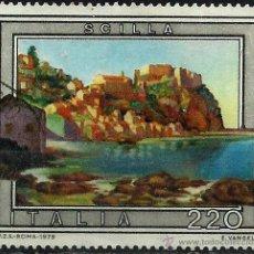 Sellos: ITALIA 1979- YV 1383. Lote 50860643