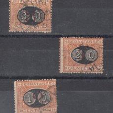 Sellos: ITALIA TASA 22/4 USADA, . Lote 51017569