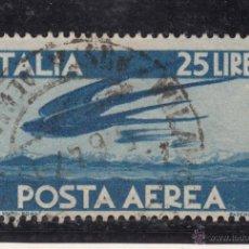 Sellos: ITALIA A 118 USADA, . Lote 51017697