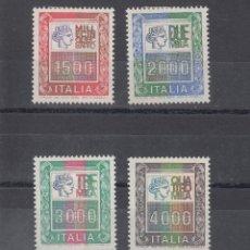 Sellos: ITALIA 1367/70 CON CHARNELA, . Lote 51017770