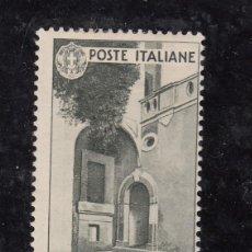 Sellos: ITALIA 373 CON CHARNELA, CENTº DE LA MUERTE DEL COMPOSITOR VINCENZO BELLINI . Lote 51063719