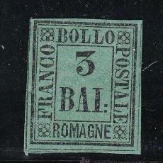 Sellos: ITALIA ROMAÑA 4 SIN GOMA BONITO,. Lote 51113275