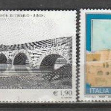 Sellos: ITALIA. (W298). VALORES EN EUROS. *.MH. Lote 51126772