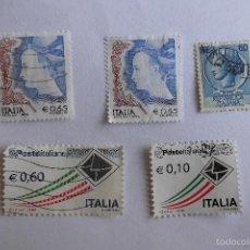 Sellos: SELLOS ITALIA. Lote 55103281
