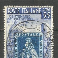 Sellos: ITALIA YVERT NUM. 592 USADO. Lote 56084219