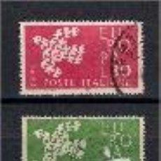 Sellos: EUROPA. ITALIA. SELLOS N AÑO 1961. Lote 56564013