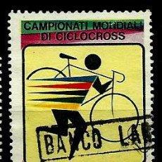 Sellos: ITALIA 1979- YV 1375. Lote 57076769