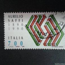 Sellos: SELLOS DE ITALIA. YVERT 1878. SERIE COMPLETA USADA.. Lote 57810775