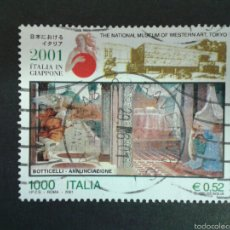 Sellos: SELLOS DE ITALIA. YVERT 2472. SERIE COMPLETA USADA.. Lote 57810901