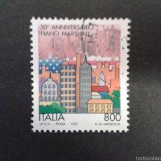 Sellos: SELLOS DE ITALIA. YVERT 2271. SERIE COMPLETA USADA. . Lote 57810922