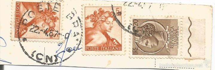 ** S255 - SELLOS USADOS DE ITALIA (Sellos - Extranjero - Europa - Italia)