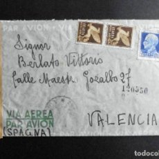 Sellos: ITALIA SOBRE CIRCULADO 1929. Lote 70400301