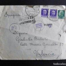 Sellos: ITALIA SOBRE CIRCULADO 1942. Lote 70400973